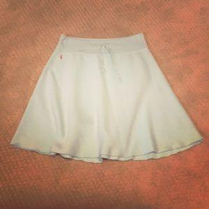 Ralph Lauren pale blue skirt